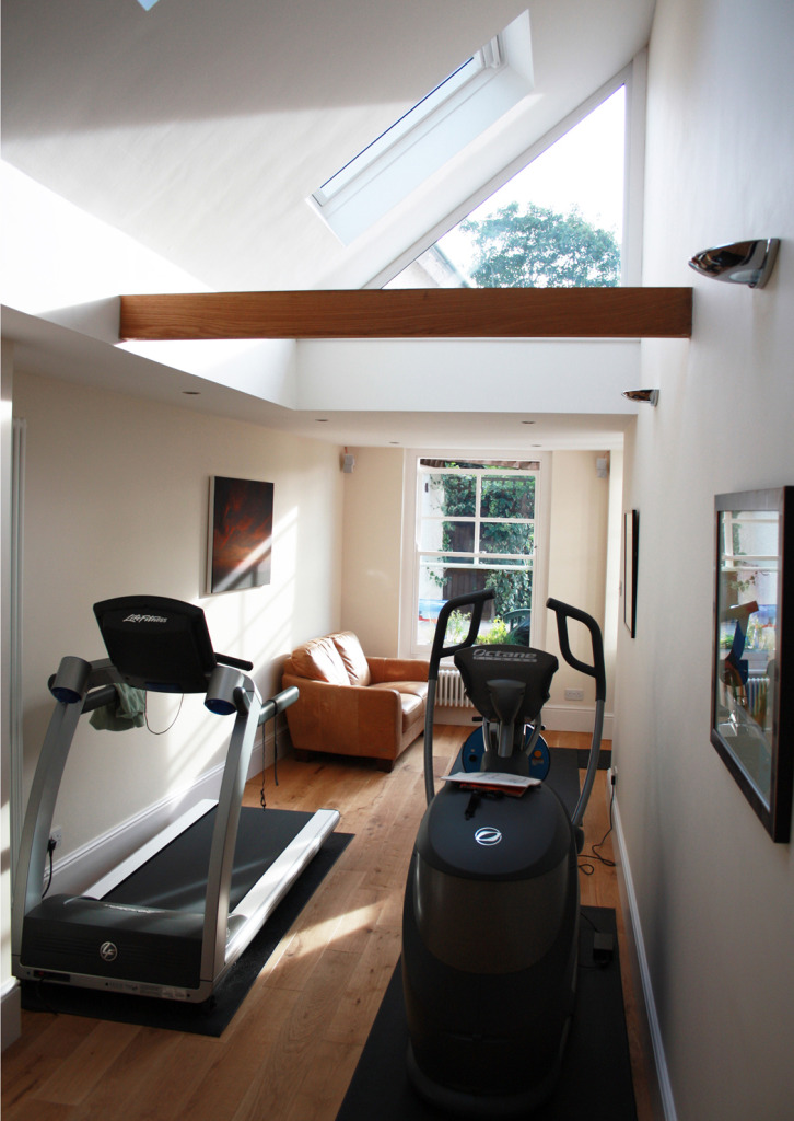 Converting garage into gym fresh home designs manly
