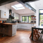 2-joaquin-gindre-keeps-architect-new-kitchen-planning-application-kingstong-planning-surrey-architect-vaulted-ceiling-exposed-beams-black-bricks-slate-roof