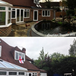 5 Before - Complete - Planning Application, Tender, MVDC, Permitted Development, Rear Extension, Keeps Architect, Joaquin Gindre