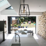 5-joaquin-gindre-keeps-architect-new-kitchen-en-suite-planning-application-surrey-architect-vaulted-ceiling-exposed-brick
