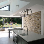 6-joaquin-gindre-keeps-architect-new-kitchen-en-suite-planning-application-surrey-architect-vaulted-ceiling-exposed-brick