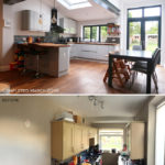 9-kitchen-1-before-complete-joaquin-gindre-keeps-architect-new-kitchen-planning-application-kingstong-planning-surrey-architect-vaulted-ceiling-exposed-beam