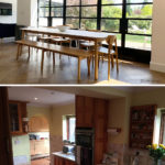 9-before-after-dining-area-1-joaquin-gindre-keeps-architect-esher-planning-application-extension-crittall-herringbone-timber-floor-exposed-beams-ex
