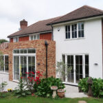 2 - Keeps Architect, Joaquin Gindre, Planning application, surrey architect, extension