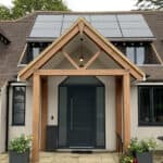 3 - Keeps Architect, Joaquin Gindre, Planning Application, extension, surrey architect